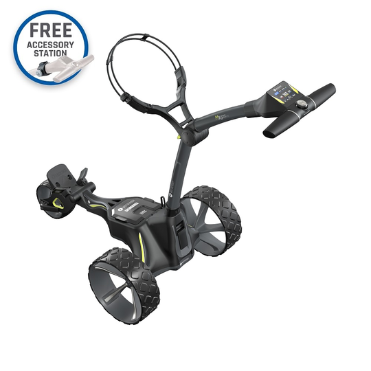 Motocaddy M3 GPS DHC Electric Trolley